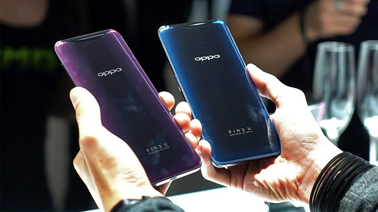 OPPO Find X Has 10 GB RAM Hang Out at TENAA