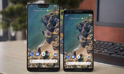 Pixel 3 dan Pixle 3 XL Desain 400x240