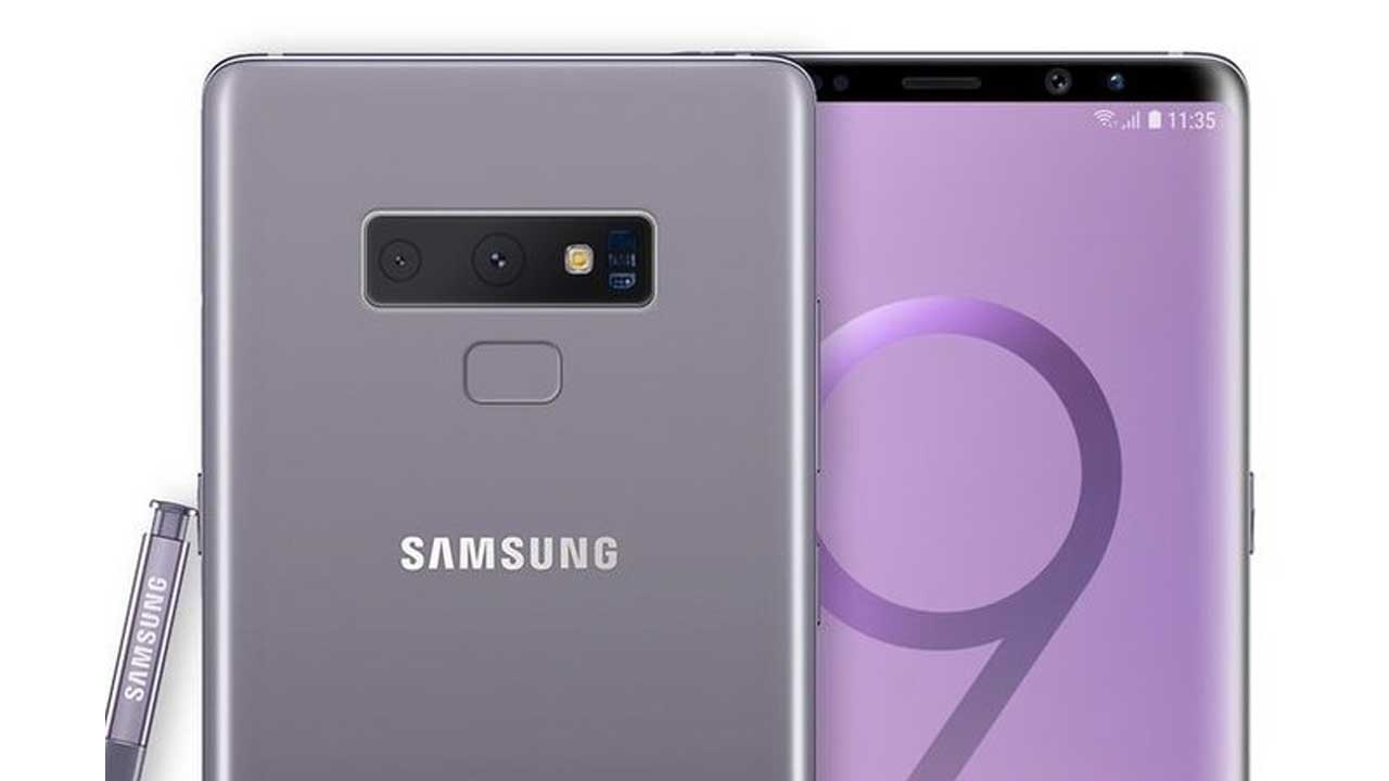 Samsung Galaxy Note9 1