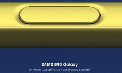 Samsung Galaxy Note9 Unpacked 400x240