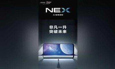 Vivo NEX Display 400x240