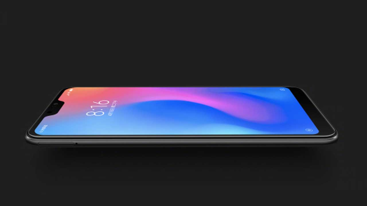 Xiaomi Show Xiaomi Redmi 6 Pro Bodi in Different Color Options