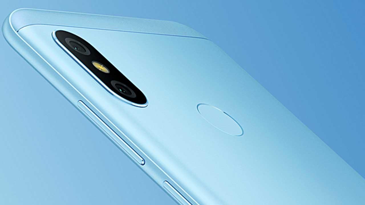 Xiaomi Redmi 6 Pro Launch Official 2 1