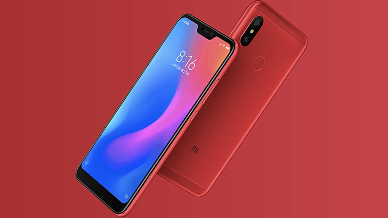 Xiaomi Redmi 6 Pro Launch Official