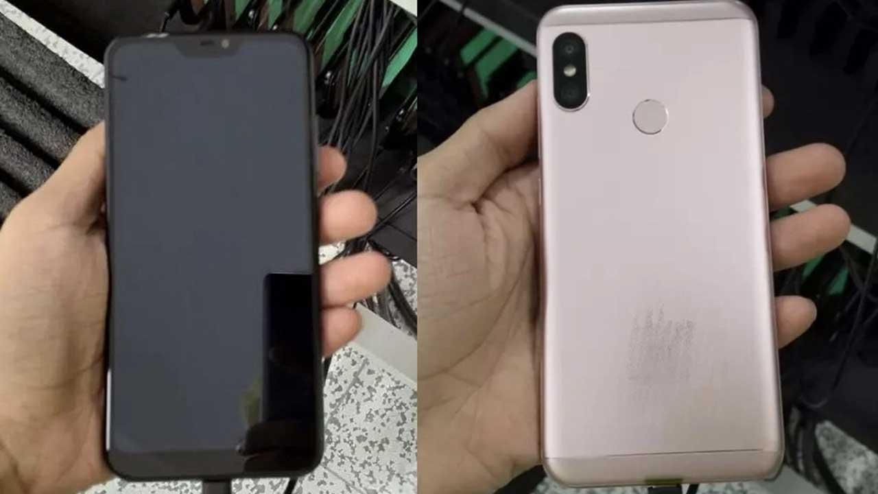 Xiaomi Redmi 6 Rose Gold