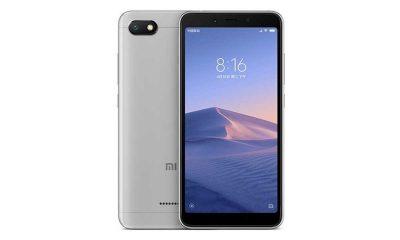 Xiaomi Redmi 6A Launch 400x240