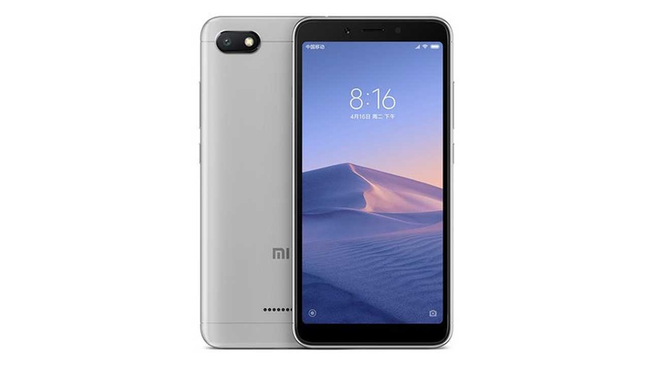 Xiaomi Redmi 6A Launch