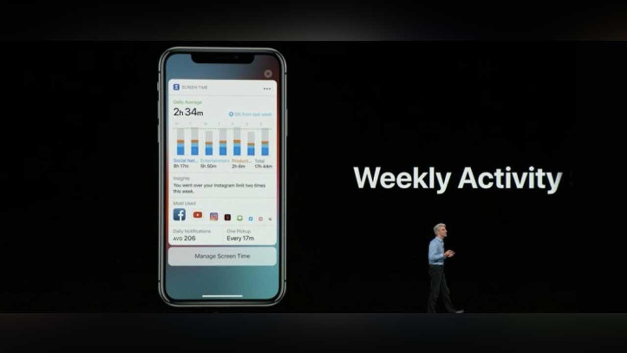 iOS 12 Apple 2