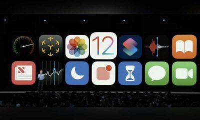 iOS 12 Apple 400x240