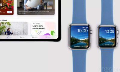 Apple iPad and Apple Watch 400x240