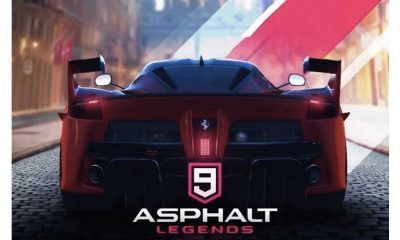 Asphalt 9 Legends 400x240