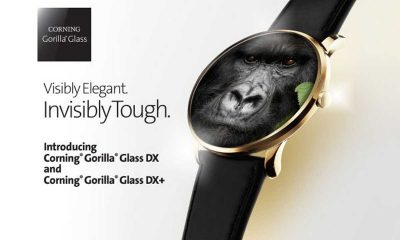 Corning Gorilla Glass DX DX 400x240