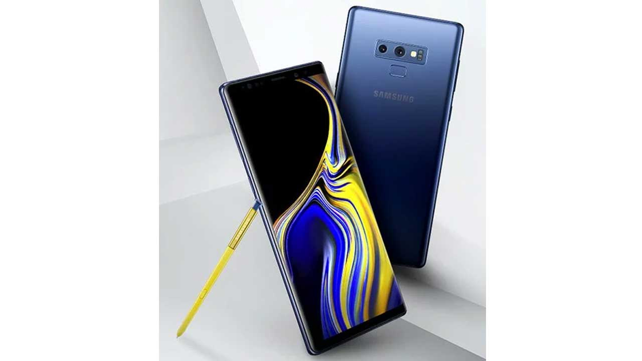 Galaxy Note9 S Pen
