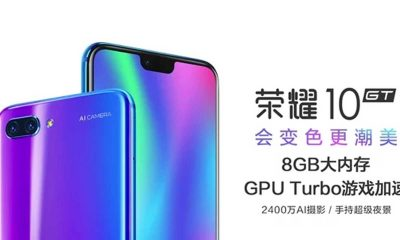 Honor 10 GT 2 1 400x240