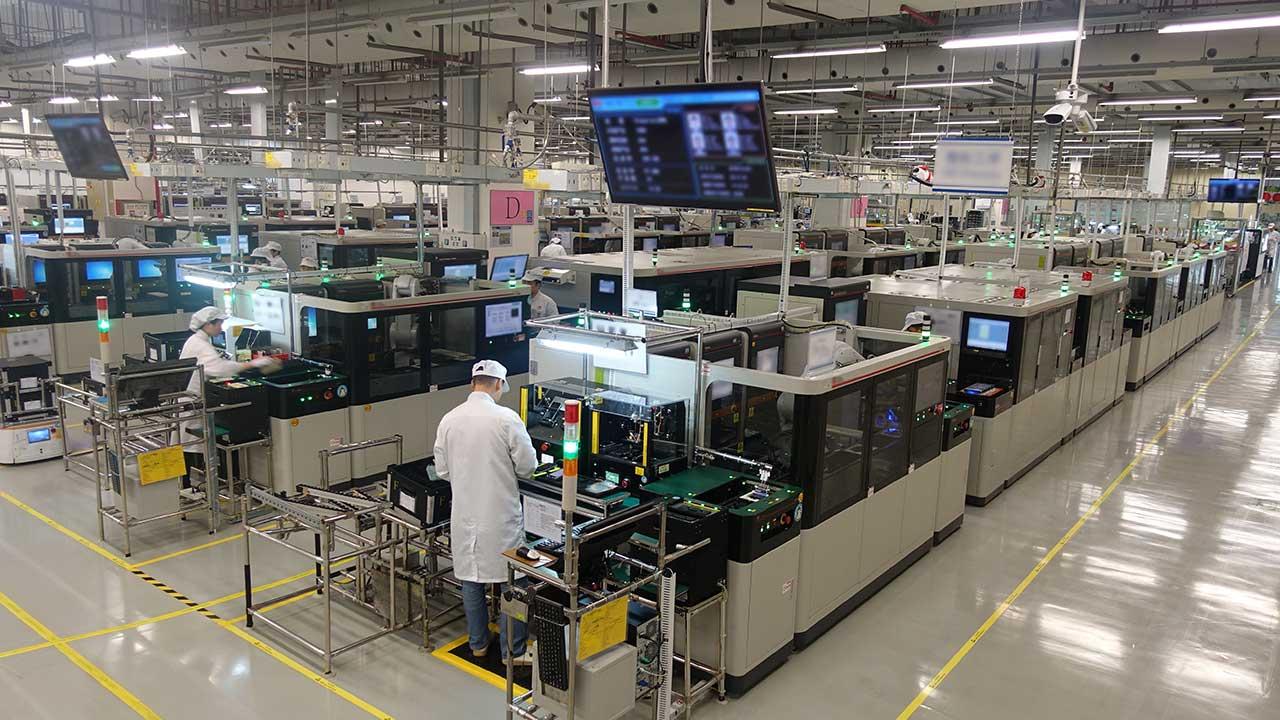 Huawei Factory 3