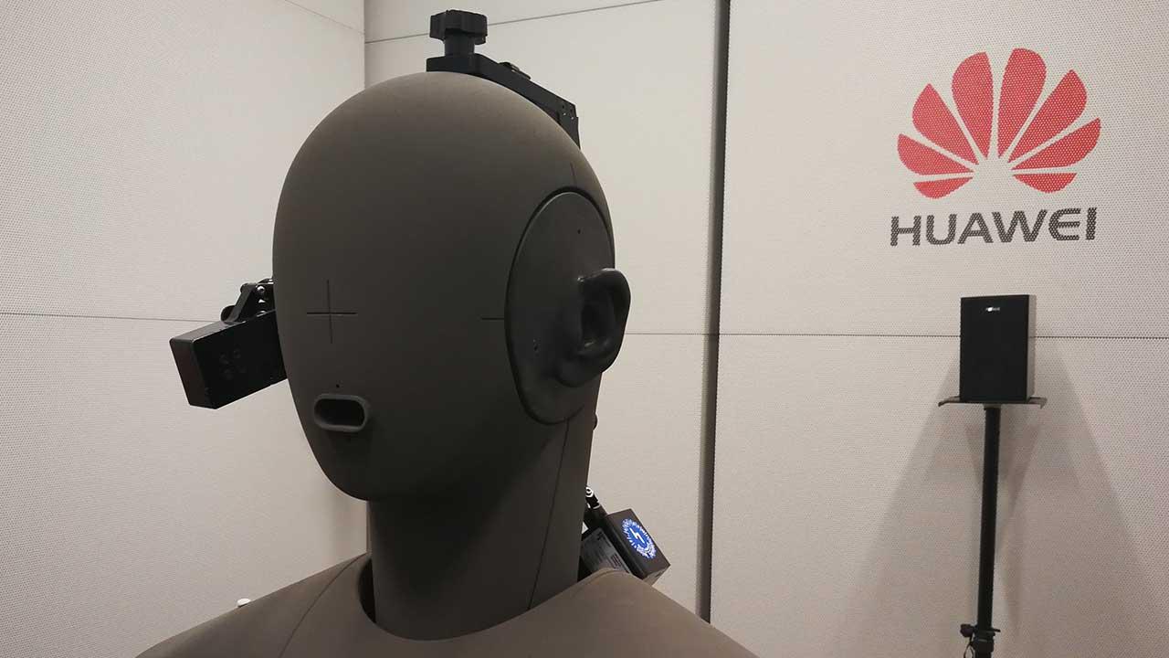 Huawei Lab 4