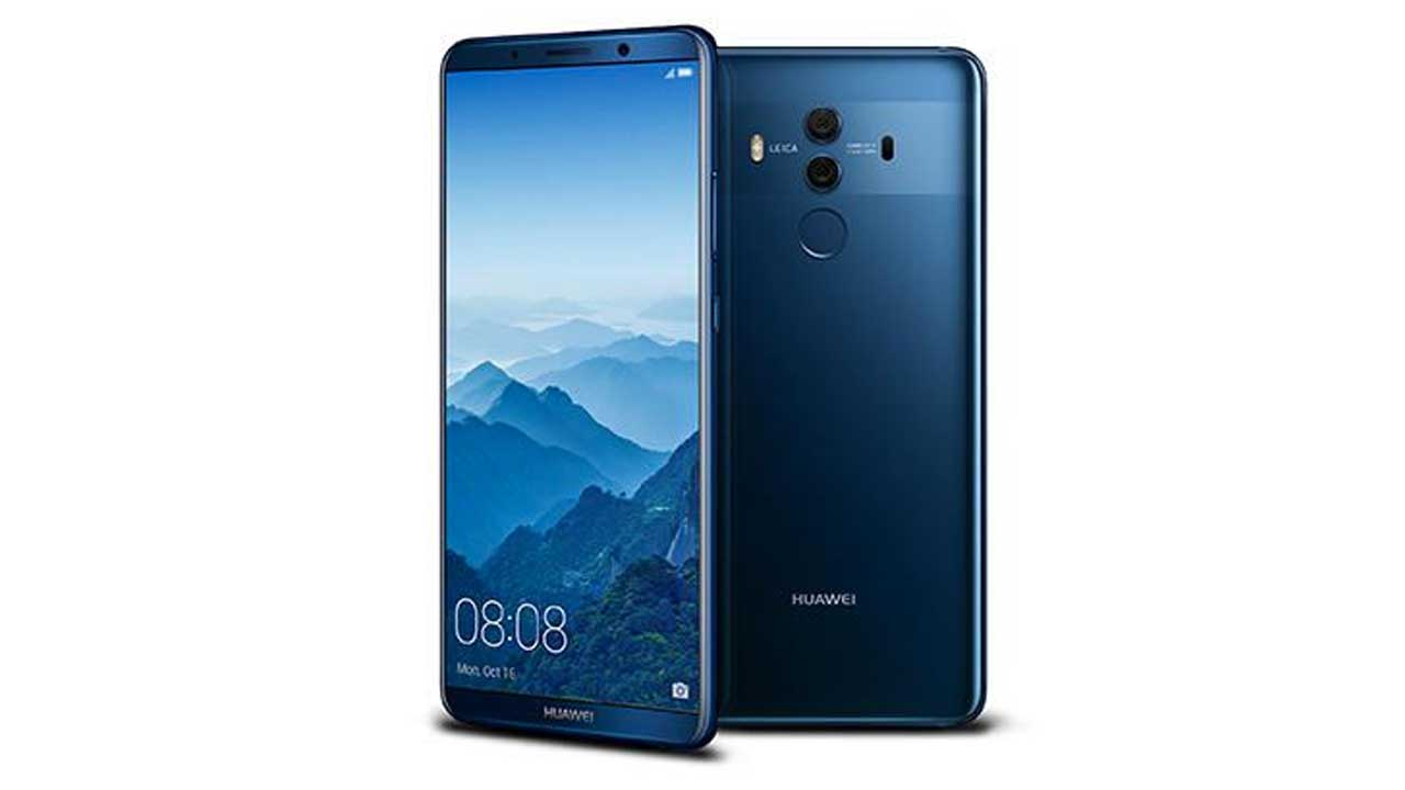 Huawei Mate 20 Pro Will Use a Curved OLED Display