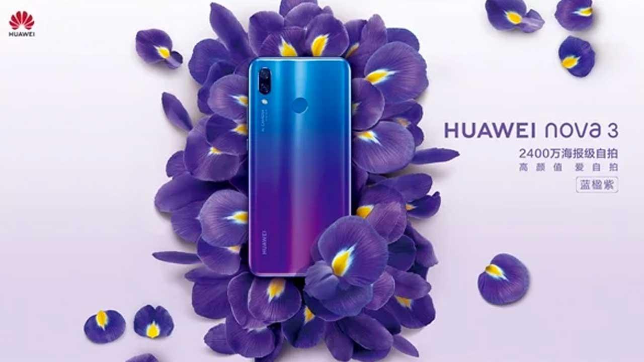 Huawei Nova 3 1 1