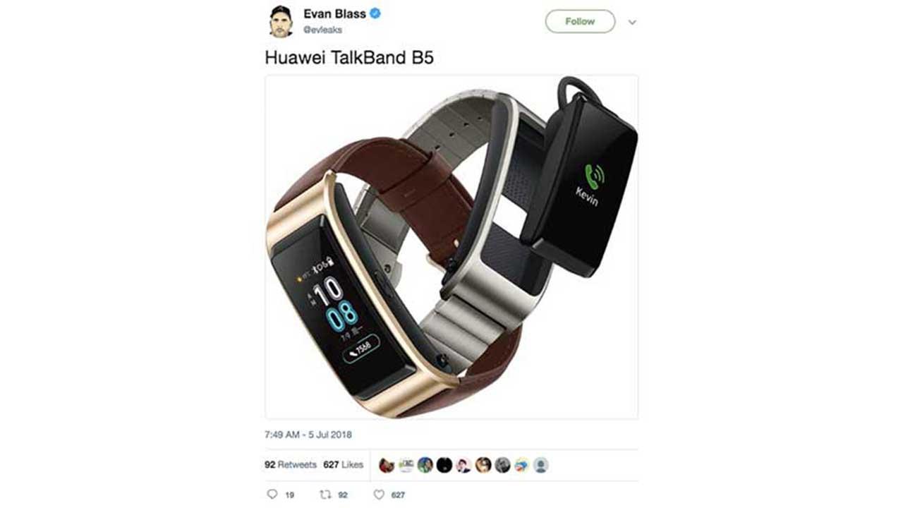 Huawei Talkband B5 1