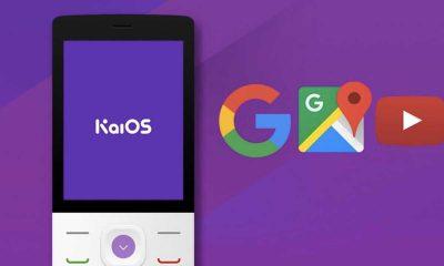KaiOS Google 400x240