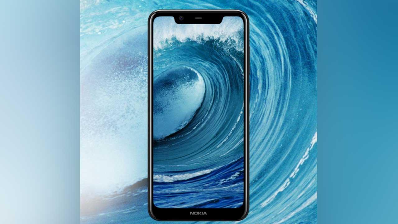 Nokia X5 3
