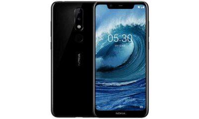 Nokia X5 400x240