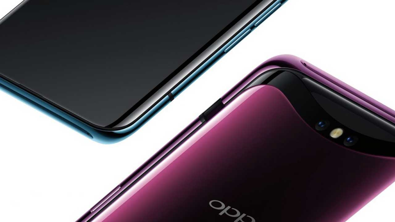 "This is a line of smartphones that can ""trade-in"" with OPPO Find X"