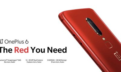 OnePlus 6 Red 400x240