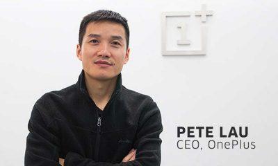 Pete Lau OnePlus CEO 400x240