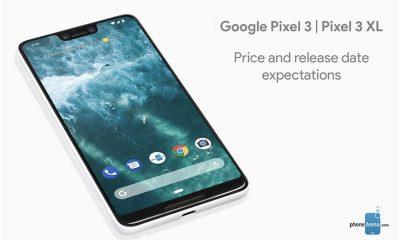 Pixel 3 Perkiraan Waktu Peluncuran 400x240