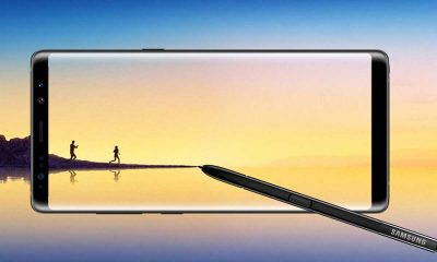 Samsung Galaxy Note8 400x240