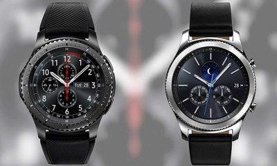 Samsung Gear S3 400x240