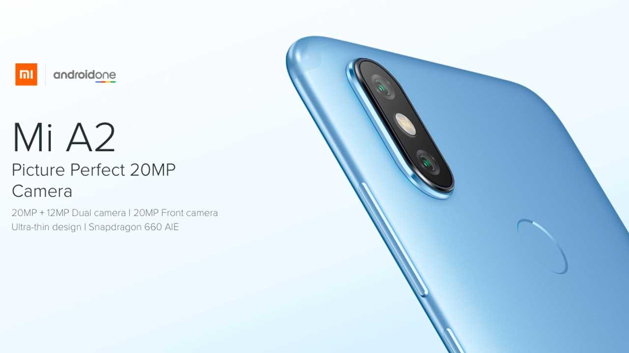 Xiaomi Mi A2 7