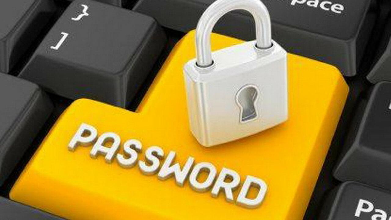 manajemn password