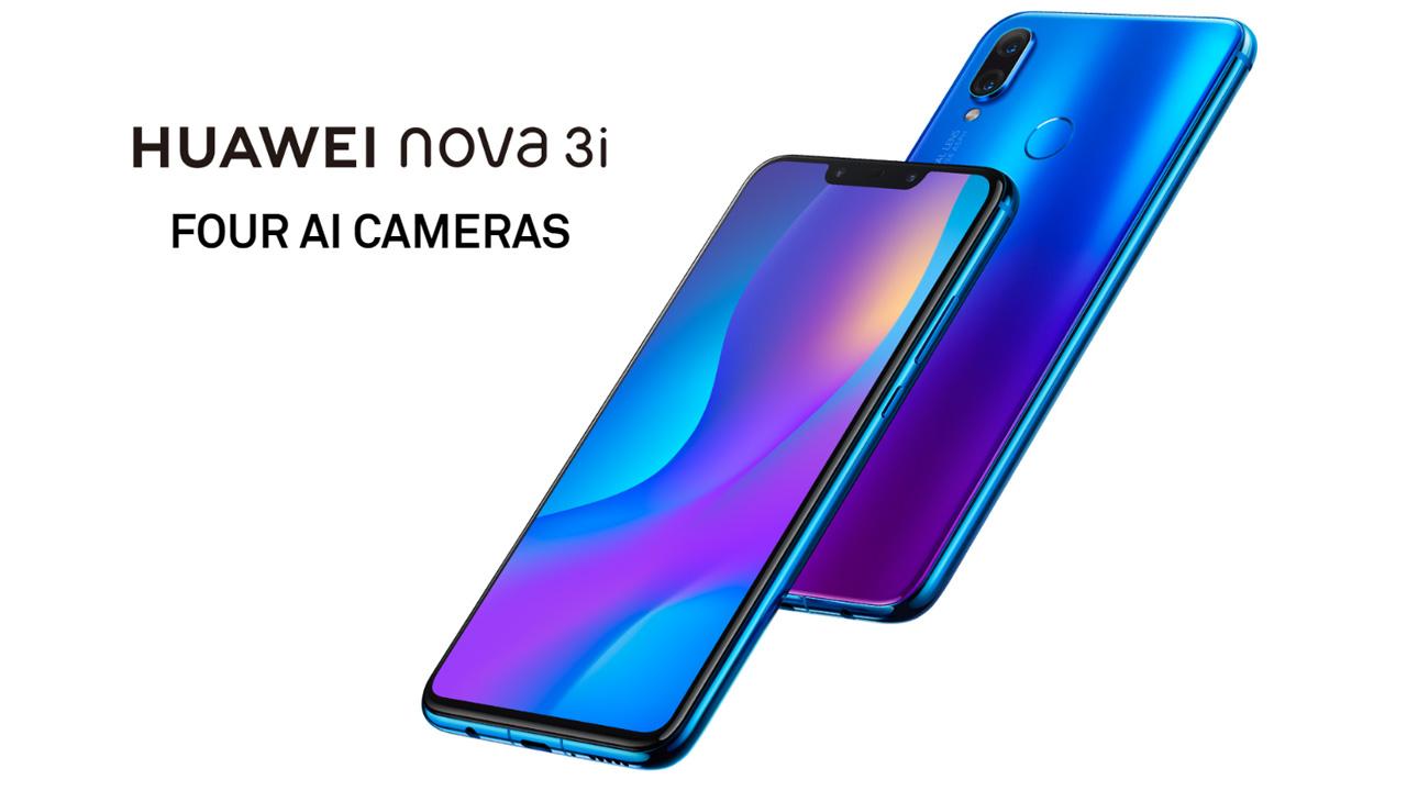 spesifikasi harga nova 3i 3