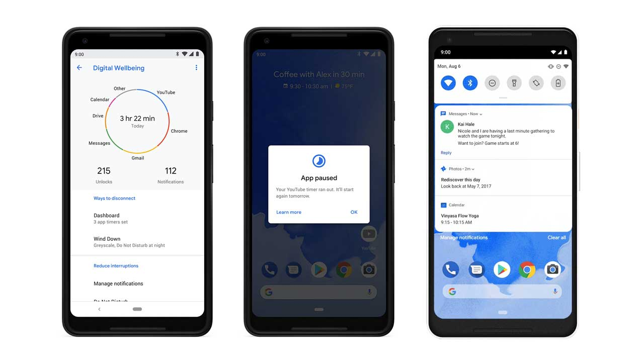 Android 9 Pie 2