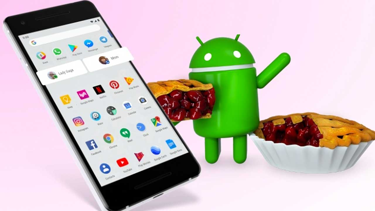 Android 9 Pie 3