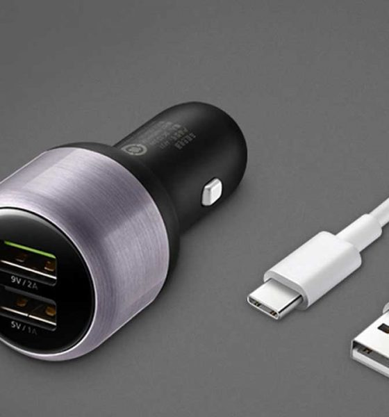 Car Charger 560x600