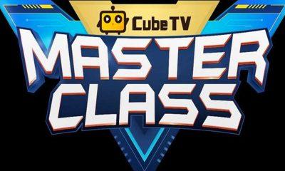 Cube TV Masterclass 400x240