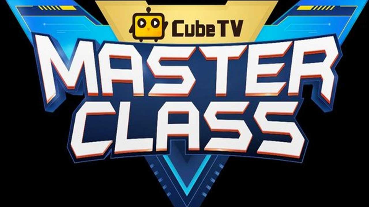 Cube TV Masterclass