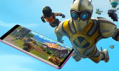 Fortnite for Android 2 400x240