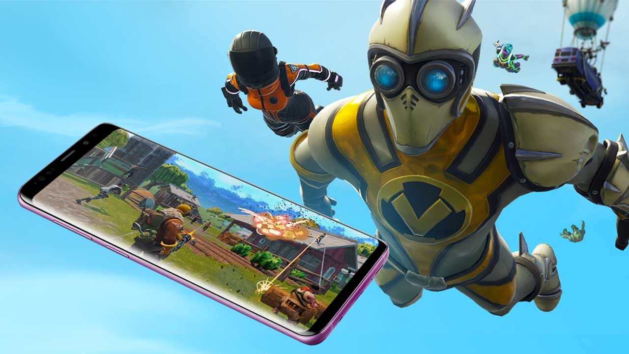Fortnite for Android 2