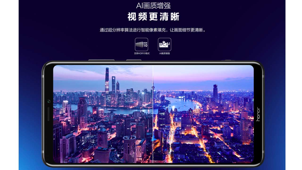 Honor Note 10 Launch