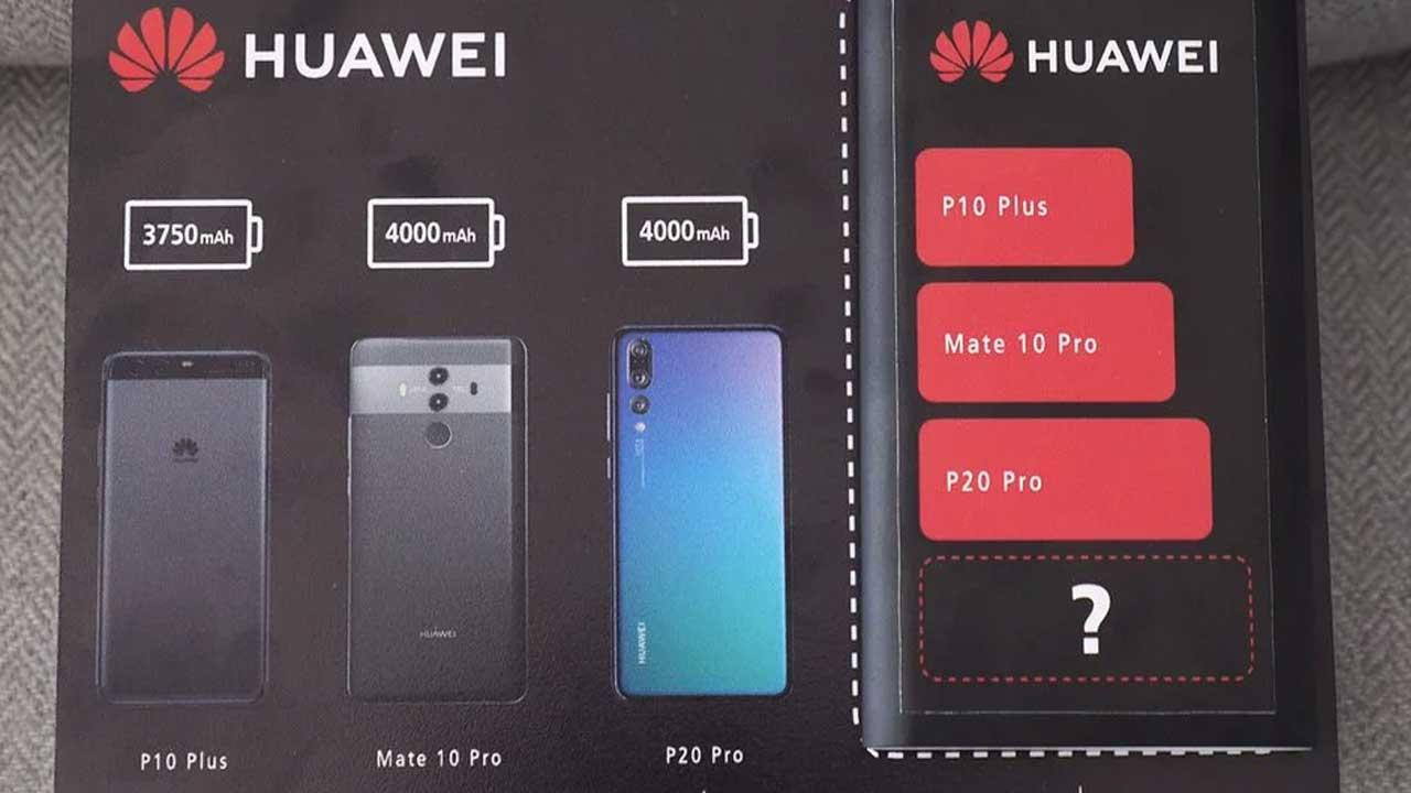 Huawei Mate 20 Pro Baterai