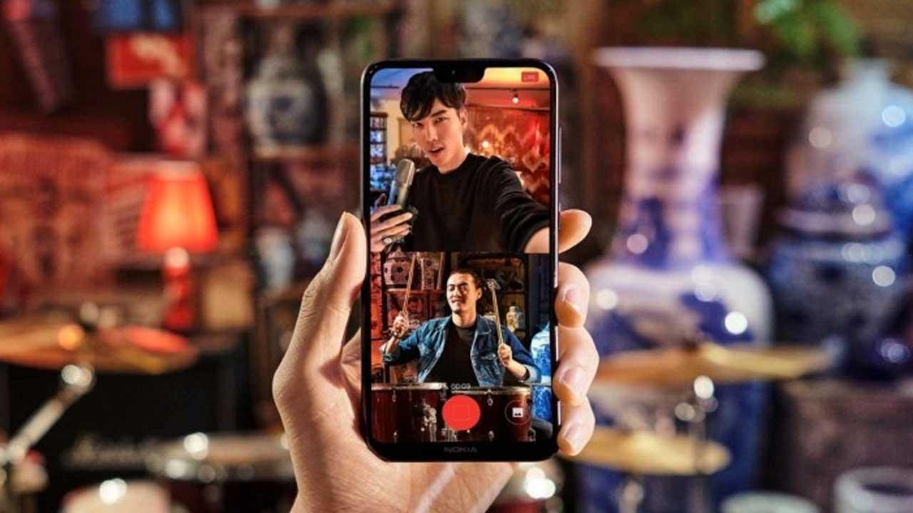 Nokia 6.1 Plus 2