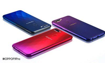 OPPO F9 Pro Smartphone 400x240