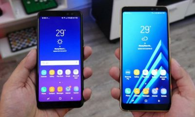 Samsung Galaxy J6 vs Samsung Galaxy J8 1 400x240