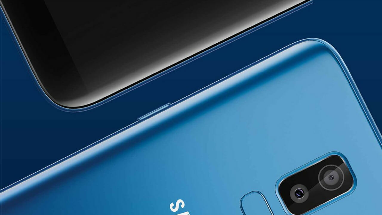 Samsung Galaxy J6 vs Samsung Galaxy J8 2