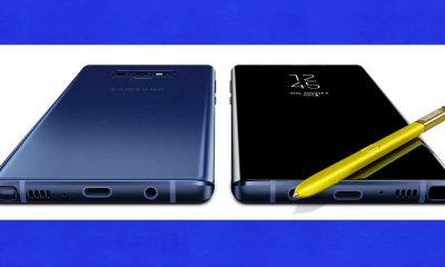 Samsung Galaxy Note 9 5 400x240