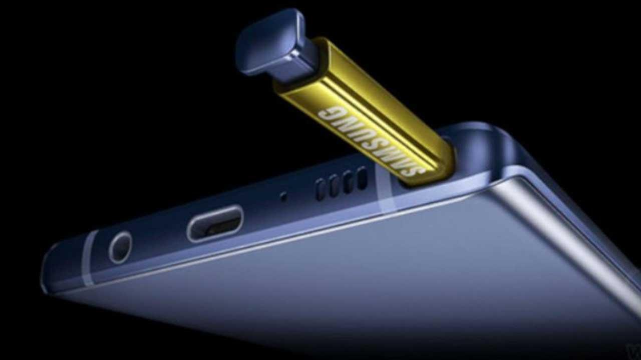 Samsung Galaxy Note 9 7